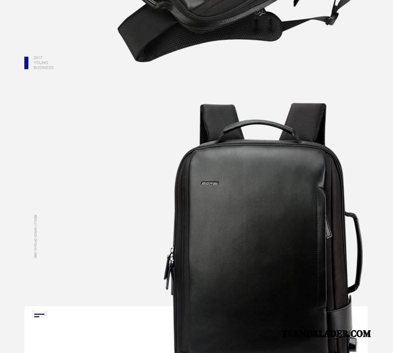 Ryggsäck Herr Resa Business Casual Stöldskydd Väska