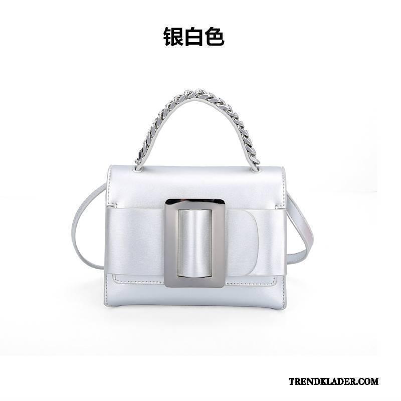 vit liten väska