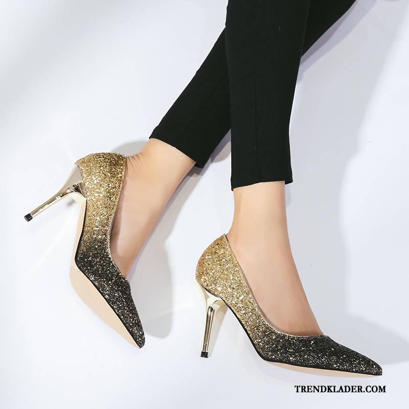 låga skor bröllop